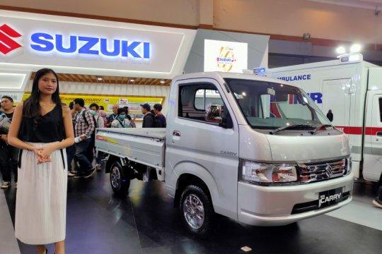 Suzuki tambah varian Luxury untuk New Carry