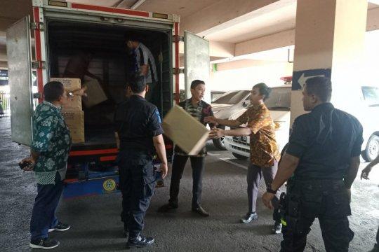 Pasar Jaya distribusikan sejuta masker seharga Rp125 ribu per kardus