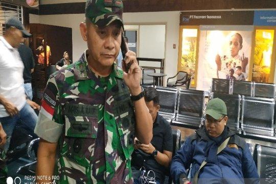 Pos TNI di Banti Kabupaten Mimika ditembaki KKB