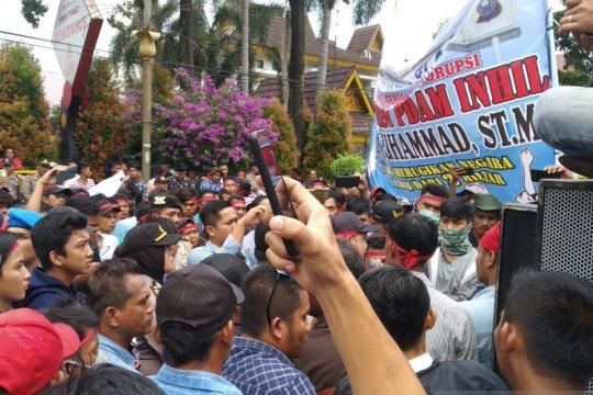 Polda Riau tetapkan Plt Bupati Bengkalis sebagai DPO kasus korupsi