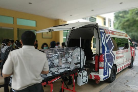 RSUP Wahidin Sudirohusodo masih isolasi satu pasien