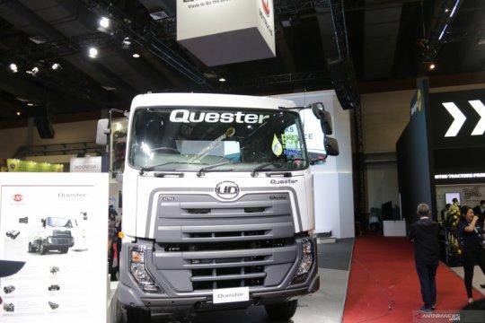 UD Trucks fokus pada kendaraan logistik dan konstruksi pada 2020