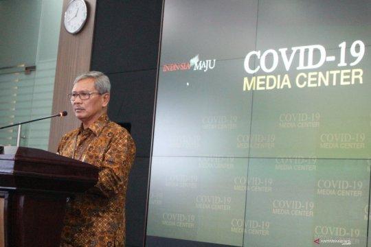 Kemenkes periksa 156 pasien dalam pengawasan COVID-19