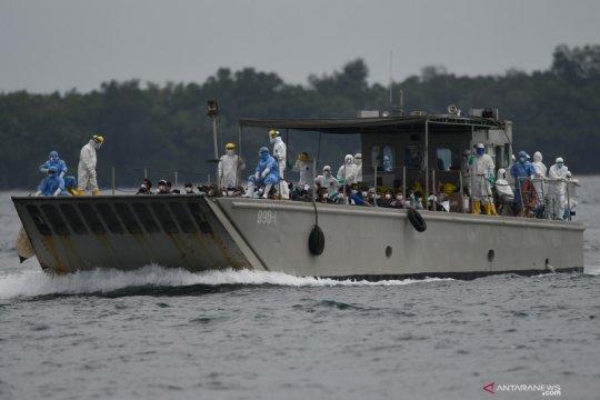 Sepekan, observasi Pulau Sebaru hingga remaja pembunuh anak