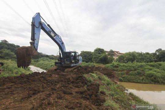 1.428 KK di Cipinang Melayu bebas dari banjir karena Waduk Tiu