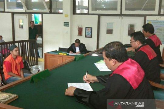 Aniaya DJ hingga tewas, PN Palembang vonis pelaku 10 tahun penjara