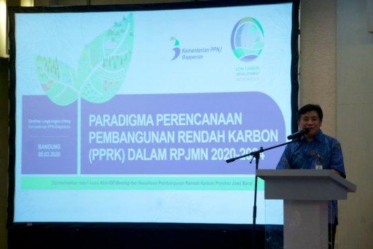 Provinsi Jabar siap laksanakan pembangunan rendah karbon