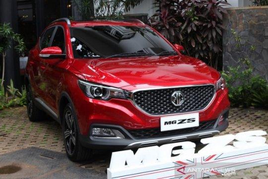 Morris Garage masuk Indonesia, pamerkan MG ZS