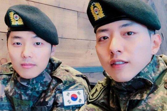 Min-hyuk dan Jung-shin CNBLUE segera selesaikan wamil