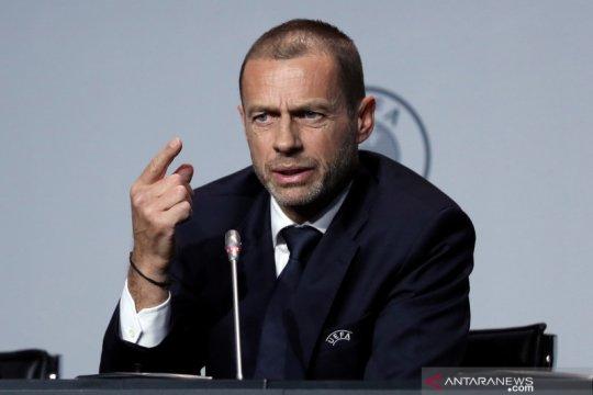 Presiden UEFA sarankan Inggris untuk hapus Piala Carabao
