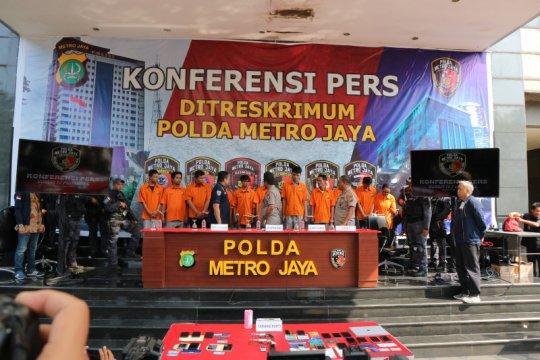 Polda Metro tangkap tiga pembobol bank bermodus virtual account