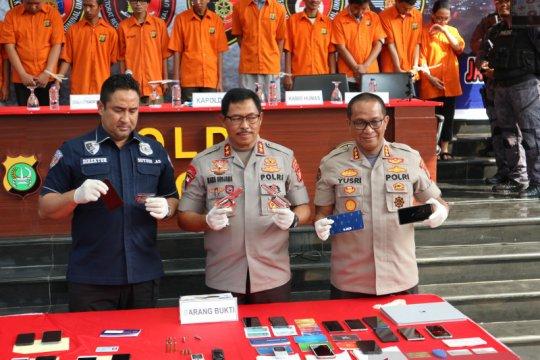Polda Metro tangkap DPO pembobol rekening Ilham Bintang