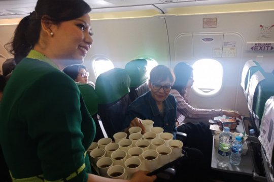 "Kampanyekan hidup sehat, Citilink gelar ""Citilink Traveling Sehat"""