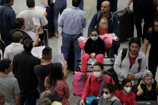 Brasil tutup perbatasan untuk warga Venezuela karena virus corona