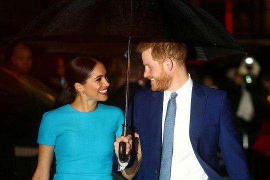 Pangeran Harry - Meghan Markle teken kontrak Netflix