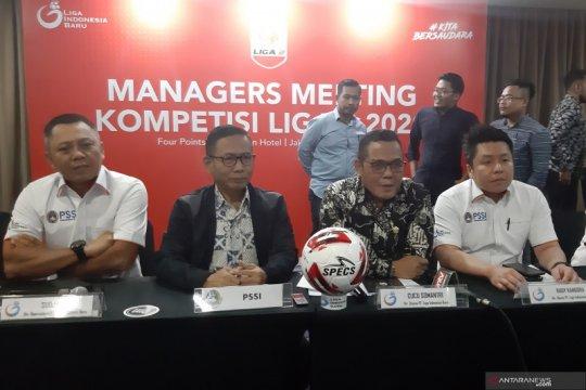 LIB naikkan subsidi klub Liga 2 Indonesia 2020
