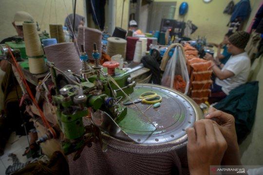 Pelaku industri fesyen Bandung ubah strategi usaha selama pandemi