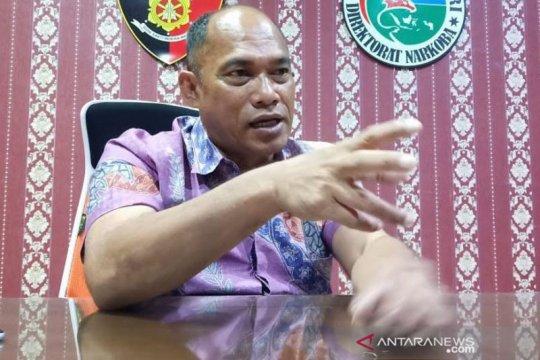 Polda Kalteng bantah jadi 'beking' bandar sabu-sabu di Palangka Raya