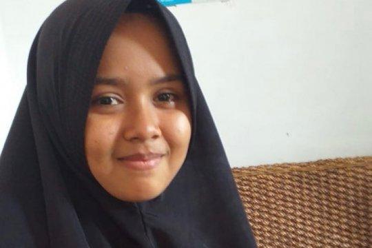 Neisya, anak tukang bangunan hafal quran 30 juz dalam tujuh bulan