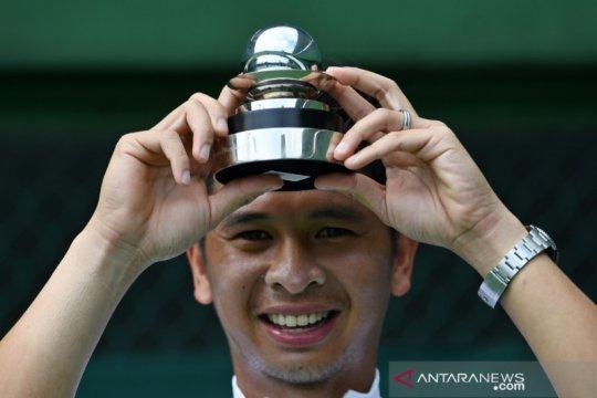 Christo dianugerahi Davis Cup Commitment Award