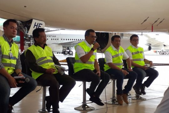 GMF buka perawatan pesawat di Bali pada April 2020