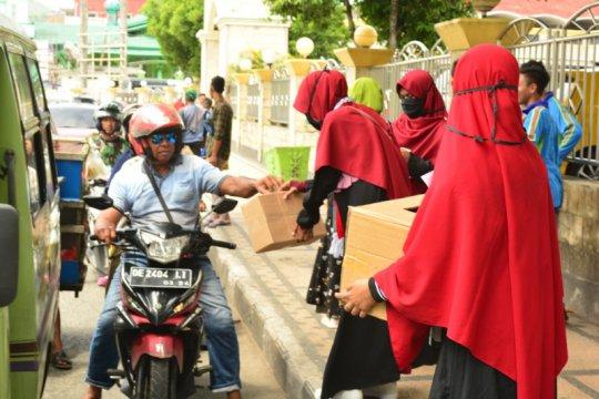 Masyarakat Maluku aksi solidaritas untuk muslim New Delhi