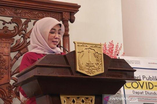 Penambahan kasus baru COVID-19 di Jakarta naik ke angka 300-an