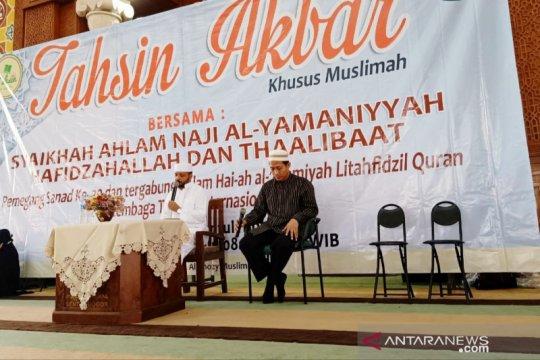 """Pemegang """"sanad"""" Al Quran ke-30 dihadirkan Komunitas Tahsin Al Ghozy"""