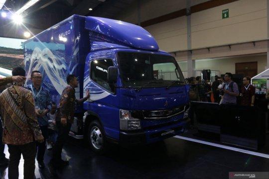 Pertimbangan KTB Fuso belum jual truk listrik eCanter