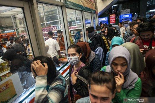 Polisi buru penimbun masker lantaran langka di pasar