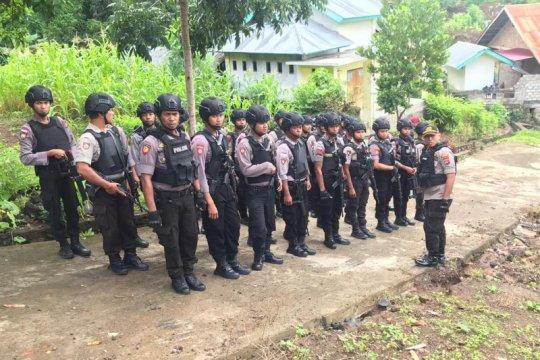 Kapolres Flores Timur: Situasi kamtibmas di Sandosi aman terkendali