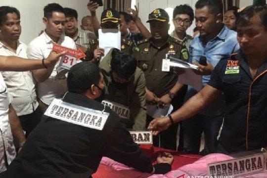 Berkas BAP pembunuh Hakim Jamaluddin dinyatakan lengkap