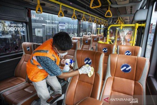 TransJakarta aktifkan kembali rute 9H Blok M-Cipedak