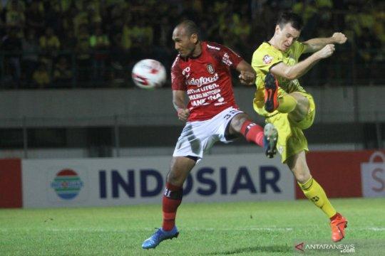 Barito Putera takluk atas Bali United