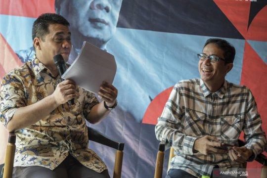 Ngobrol bareng Cawagub DKI Jakarta