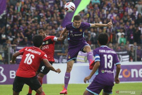 Persik Kediri vs Bhayangkara FC