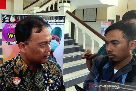Direktur RSMS Purwokerto imbau masyarakat tidak panik terhadap corona