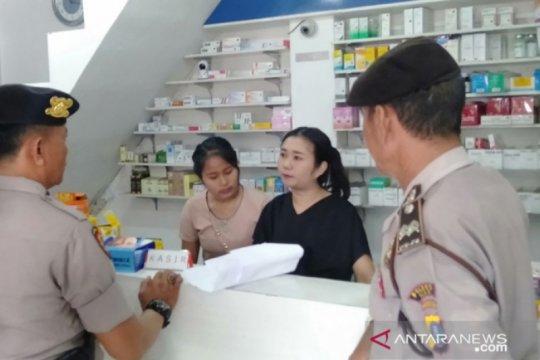 Polresta Mataram gerebek toko pakaian jual masker Rp350.000/kotak
