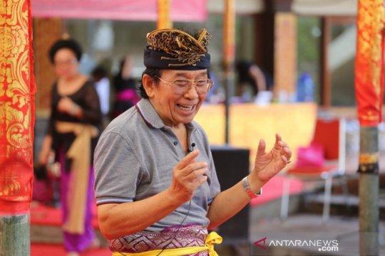 Maestro seni Prof Bandem rindukan keragaman gending Janger Klasik