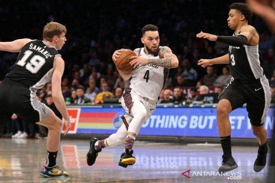 Menjelang restart NBA, Dua pemain Brooklyn Nets positif COVID-19