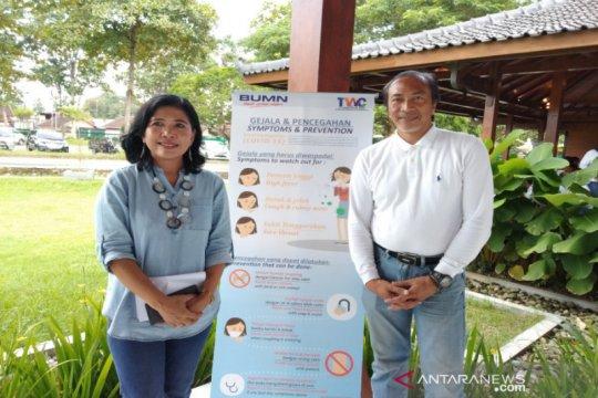 PT TWC : Wisata candi tetap aman dikunjungi wisatawan