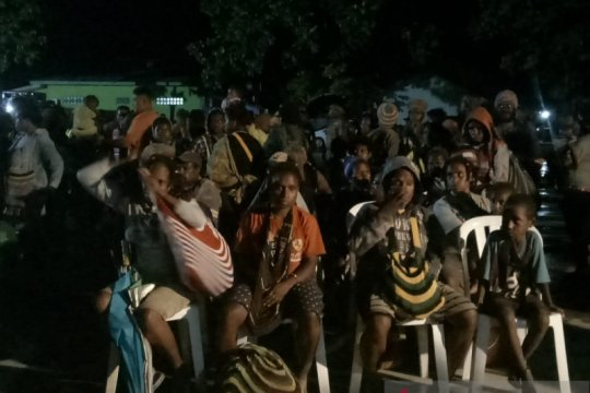 Ketakutan pada kelompok bersenjata dorong warga Tembagapura mengungsi