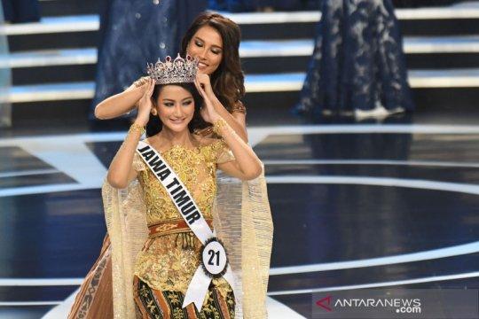Ayu Maulida Putri terpilih jadi Puteri Indonesia 2020