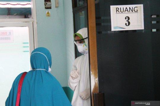 Pasien baru dalam pengawasan otoritas kesehatan Dumai