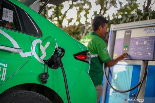 RI siap jadi produsen kendaraan listrik dan industri baterai lithium
