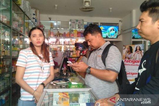 Pemkot Singkawang gelar sidak ketersediaan masker di apotek
