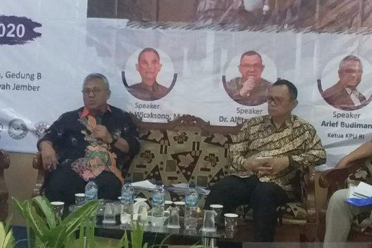 DKPP: 22 pengaduan pelanggaran kode etik penyelenggara pemilu di Jatim