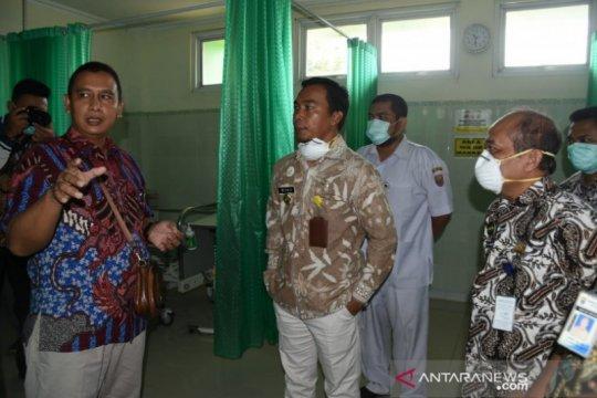 RSUD Kalisari Batang tidak boleh tolak pasien miskin, sebut bupati