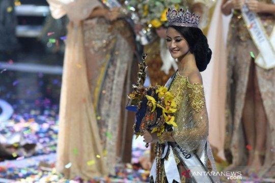 Wabah virus corona, Puteri Indonesia ajak masyarakat tak takut liburan