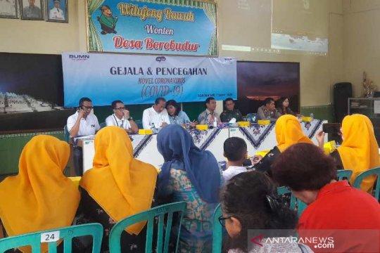 Masyarakat sekitar Borobudur diminta tidak khawatir terima wisatawan